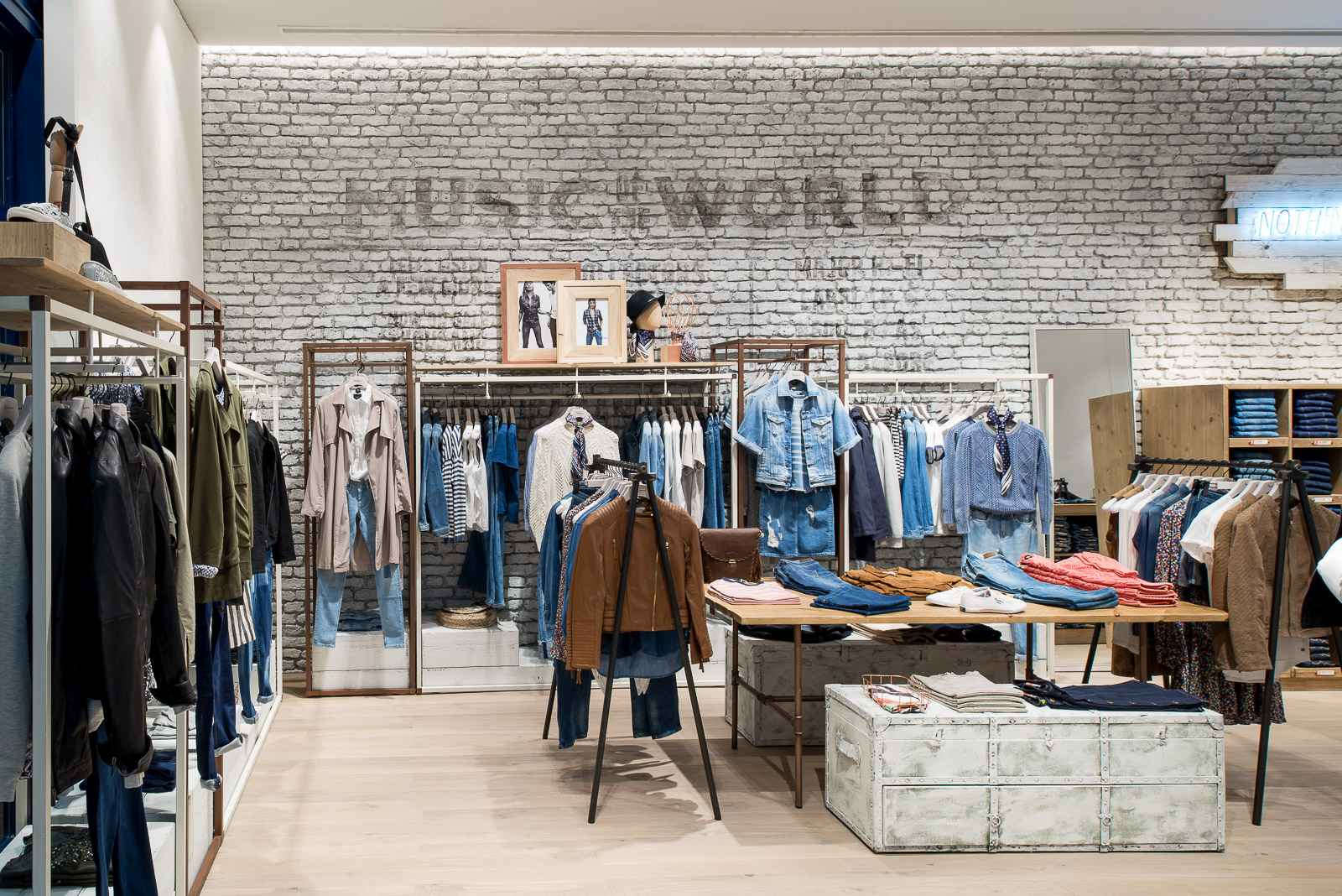 Pepe jeans cc xanad madrid grupowork for Pepe jeans oficinas